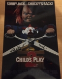 Autogramm - Alex Vincent (Chucky 2)